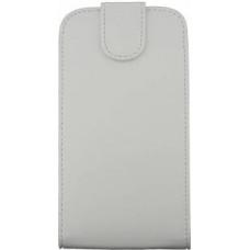 Flip Case Luxe Nokia Lumia 1020 - Wit