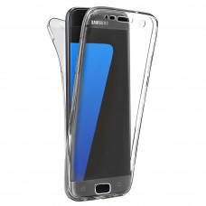 360 Front and Back Shockproof Skin Galaxy S7