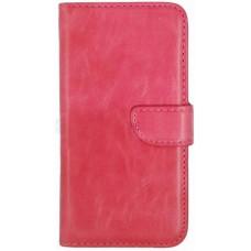 Bookstyle case Samsung Galaxy J7 SM-J710F 2016 - Roze