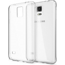 MSS Samsung Galaxy Note 4 Transparant TPU Siliconen Back cover