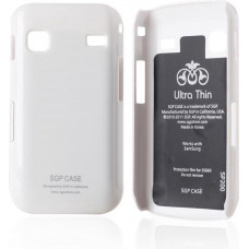 SGP Achterkant voor Samsung Galaxy Gio S5660 - Wit