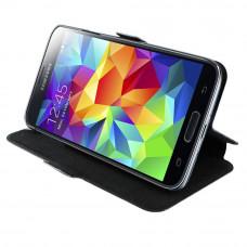 Colorfone Hoesje FlipSkin3 Samsung i9600 Galaxy S5 Zwart
