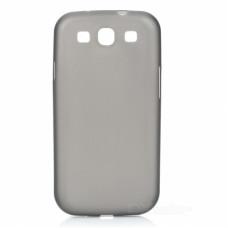 TPU 0.3mm Ultra Thin voor Galaxy S3 i9300 - Grijs
