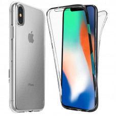 360 Front and Back Shockproof Skin iPhone X / Xs