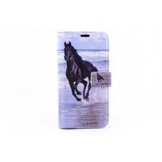 Book Case Paarden IPhone 7 Plus / 8 Plus