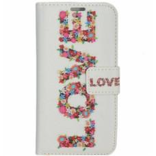 Book Case LOVE IPhone 7 Plus / 8 Plus