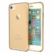 360 Front and Back Shockproof Skin iPhone 6/6S - Goud