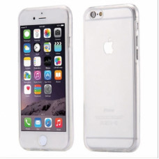 360 Front and Back Shockproof Skin iPhone 6/6S - Clear